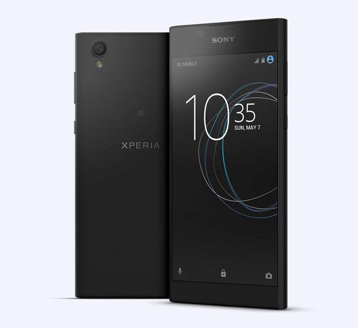 Sony Announces Xperia L1 Budget Smartphone Gsmarena Com News