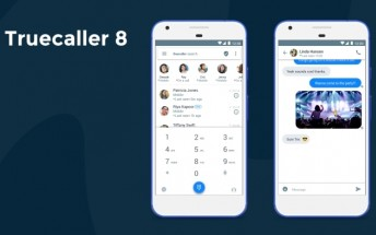 Truecaller 8 brings payment system, Duo integration, integrated Truemessenger