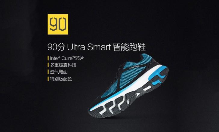 xiaomi unveils smart shoes powered by intel   gsmarena blog