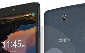 Alcatel A30 tablet with 8-inch display and Android Nougat coming to T-Mobile next month