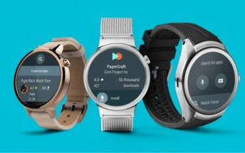 Android Wear 2.0 will arrive on the remainder of watches by late May