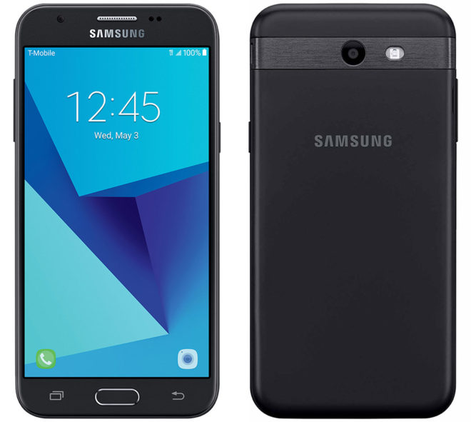 nougat powered samsung galaxy j3 prime launched for 150