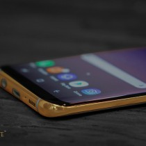 A Truly Exquisite Samsung Galaxy S8: with Rose Gold, Gold and Platinum