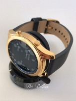 24K gold plated Samsung Gear S3 classic (by De Billas)