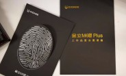 Gionee M6S Plus will be officially announced on April 24