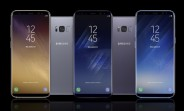 Samsung publishes Galaxy S8's