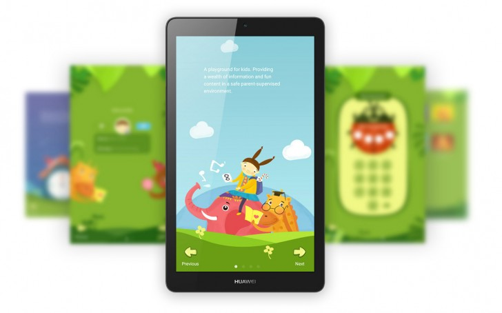 Huawei launches two MediaPad T3 devices - GSMArena com news