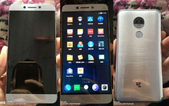 LeEco Le X850 leaks again - will be the Le Max 3