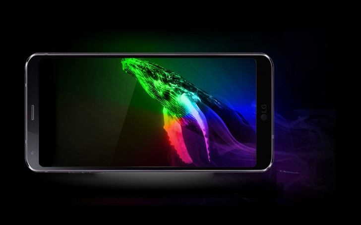 LG Display will reportedly make OLED panels for the LG V30 ...