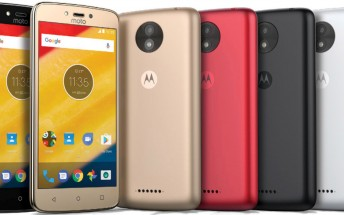 Motorola Moto C and C Plus spotted in Russian import documents