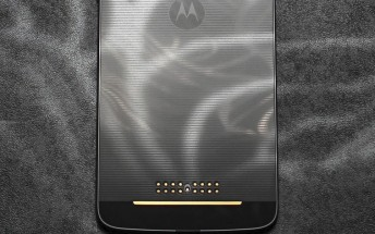 The next Moto Z will unsurprisingly be called Moto Z2