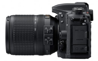 Nikon announces D7500 DX-format DSLR