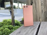 More live images of the Bronze Pink Xperia XZ Premium