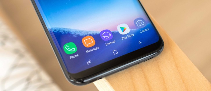 Galaxy S8 Users Report Trouble With Wireless Charging