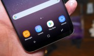 Samsung Galaxy S8 lets you disable app drawer