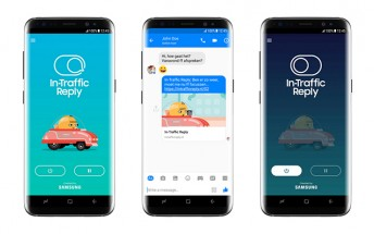 Samsung unveils In-Traffic Reply app, aims to prevent distracted driving