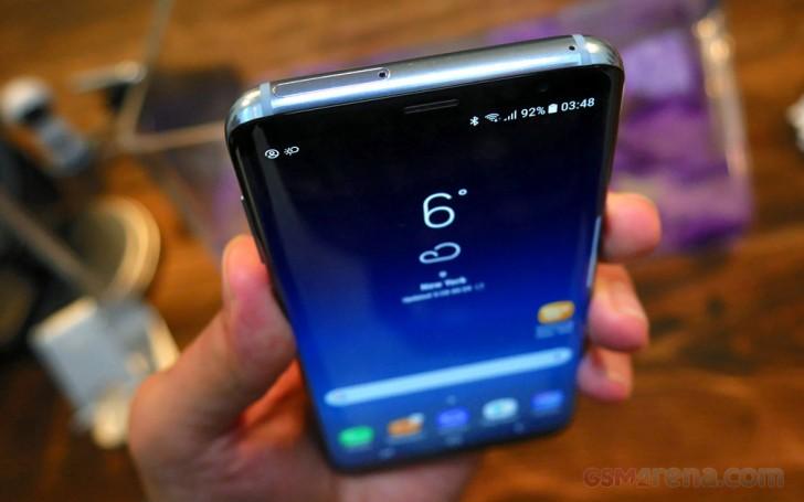 "Samsung Galaxy S8 has the ""best smartphone display"