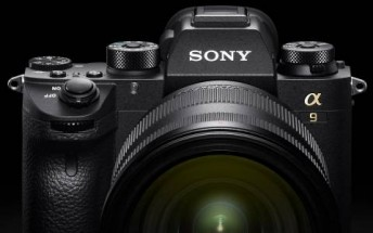 Sony announces flagship a9 full-frame mirrorless camera