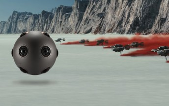 Nokia OZO will shoot VR content for Star Wars: The Last Jedi