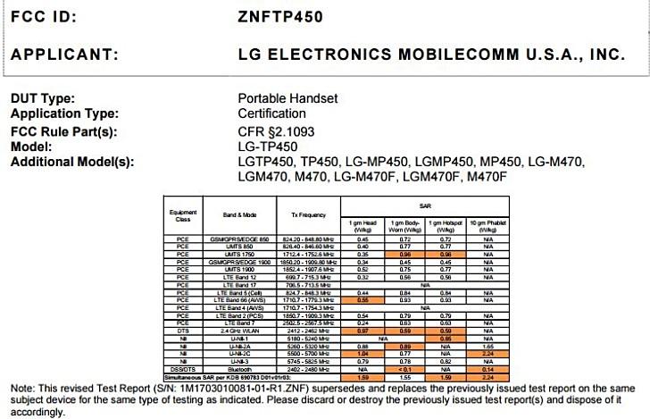 T-Mobile's LG Stylo 3 gets FCC certified - GSMArena com news