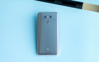 LG G6 discounted to $605 in India