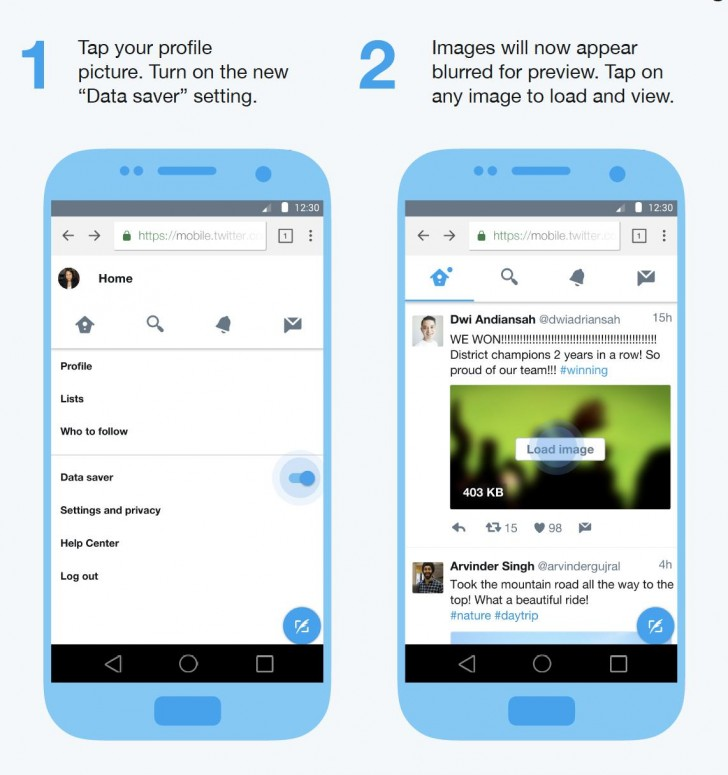 Twitter launches data-friendly Twitter Lite - GSMArena blog