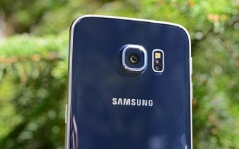 Samsung Galaxy S6 receiving new update