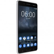 Nokia 6 in white