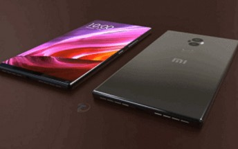 Xiaomi Mi Mix 2 listed on GearBest with full list of specs