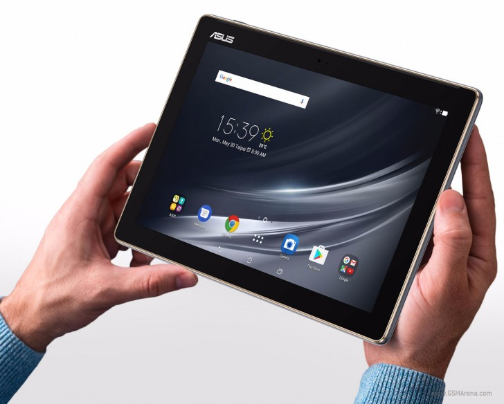 Asus outs two new Zenpad 10 tablets too