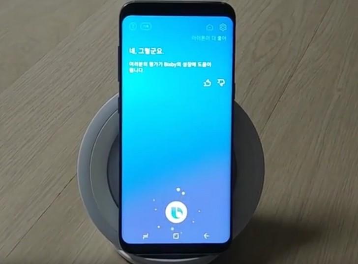 Samsung galaxy s9 bixby taste ändern