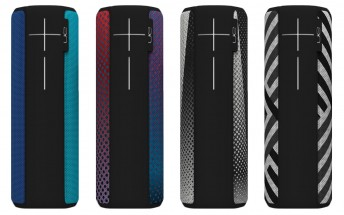 Ultimate Ears announces new limited edition designs for BOOM 2 and MEGABOOM