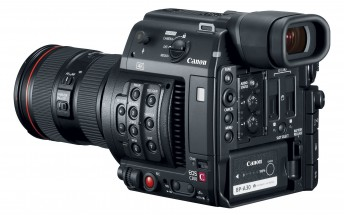 Canon announces new EOS C200 digital cinema camera