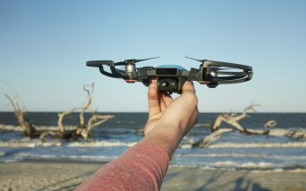 DJI unveils Spark, its smallest and lightest drone yet