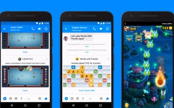 Instant Games on Facebook Messenger are now available globally