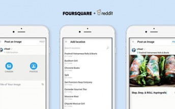 Reddit adds post geotagging through Foursquare
