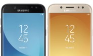 Samsung Galaxy J7 (2017) and J5 (2017) to feature 13MP front camera and fingerprint sensor