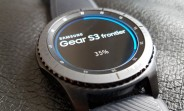 Revised Gear S3 Tizen 3.0 update starts hitting units in Europe