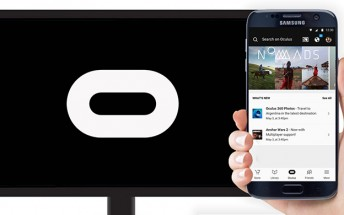 Oculus app for Samsung Gear VR gets Chromecast support