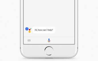 Google Assistant is now available on iOS