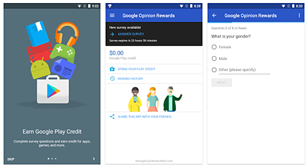 Google Opinion Rewards expands to more countries - GSMArena com news