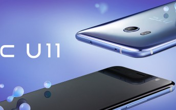 HTC U11 is official with Edge Sense and Snapdragon 835