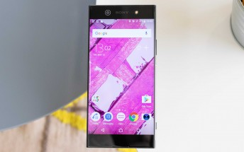 Just in: Sony Xperia XA1 Ultra hands-on