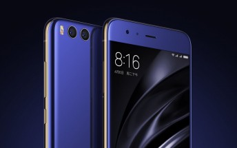 Xiaomi left out the headphone jack on the Mi 6 for bigger battery
