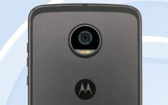 Moto Z2 Play passes through TENAA - barely 6mm thick, just 2,820mAh battery