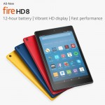 New Amazon Kindles: Fire HD 8