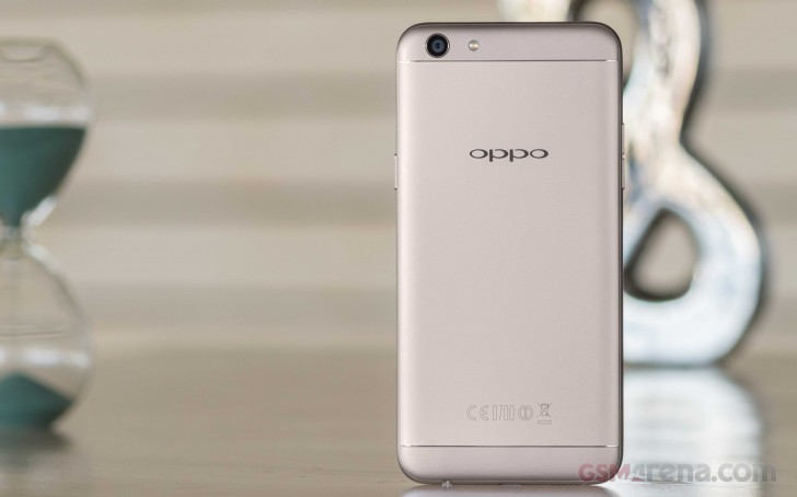 Oppo F3 with dual front camera launched - GSMArena com news
