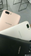 Oppo R11 leaked hands-on pictures