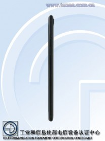 Oppo R11 Plus (photos by TENAA)