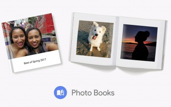 Google photo books now available in the US